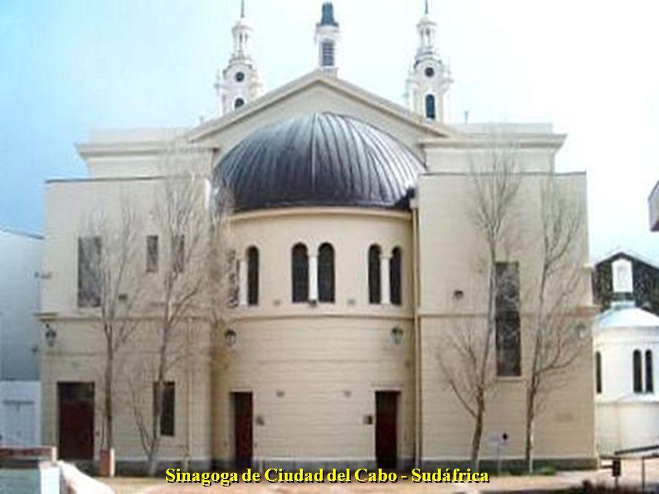 Sinagoga de Ciudad del Cabo - Sudáfrica