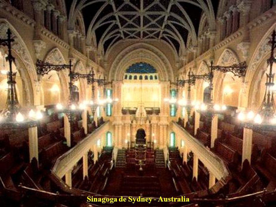 Sinagoga de Sydney - Australia