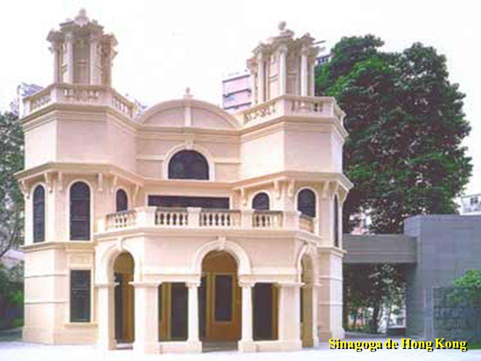 Sinagoga de Hong Kong