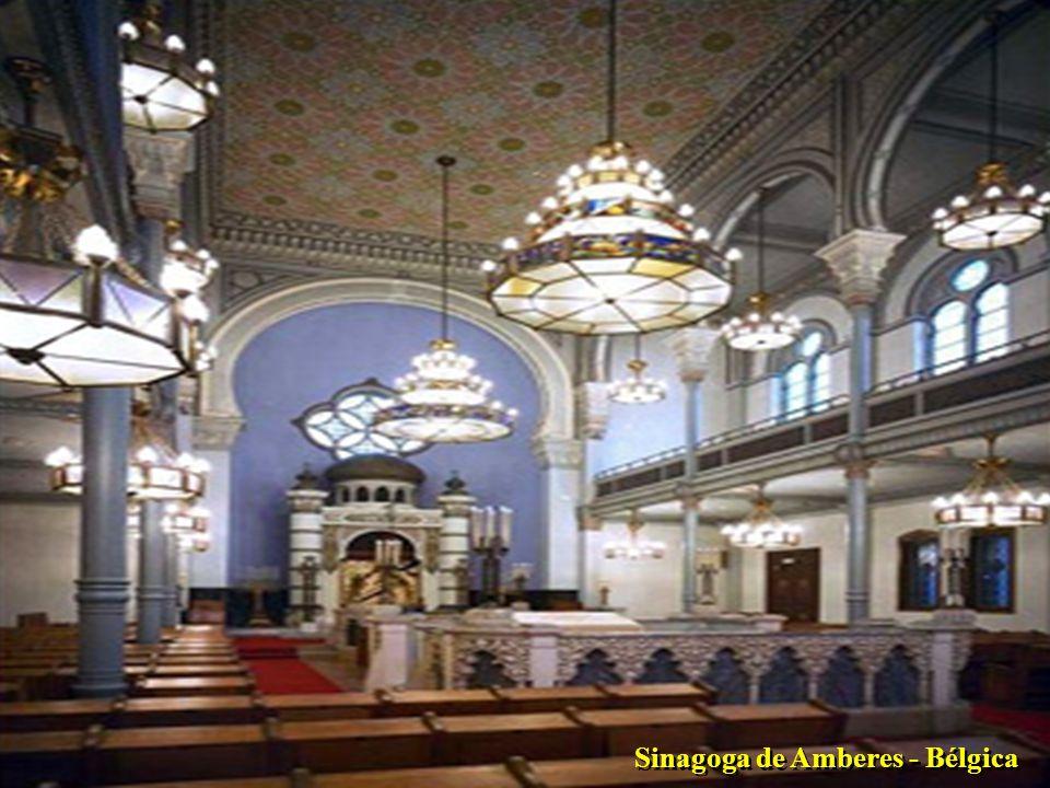 Sinagoga de Amberes - Bélgica