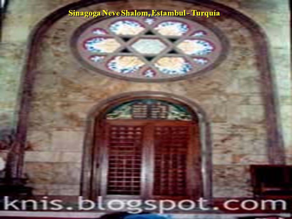 Sinagoga Neve Shalom, Estambul - Turquía