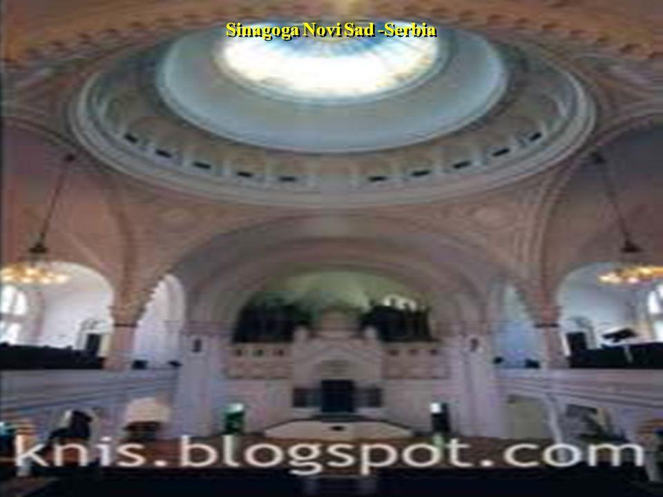 Sinagoga Novi Sad -Serbia