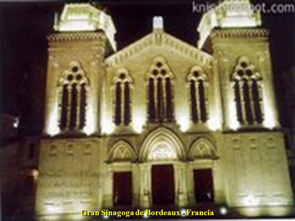 Gran Sinagoga de Bordeaux - Francia
