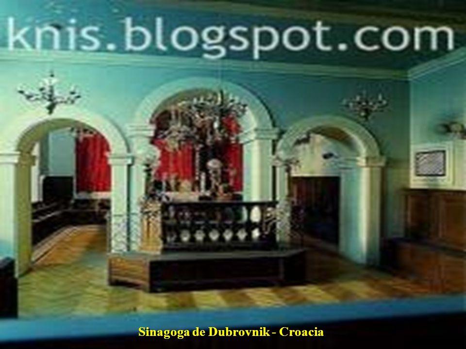 Sinagoga de Dubrovnik - Croacia
