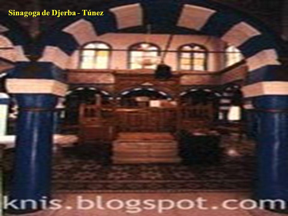 Sinagoga de Djerba - Túnez