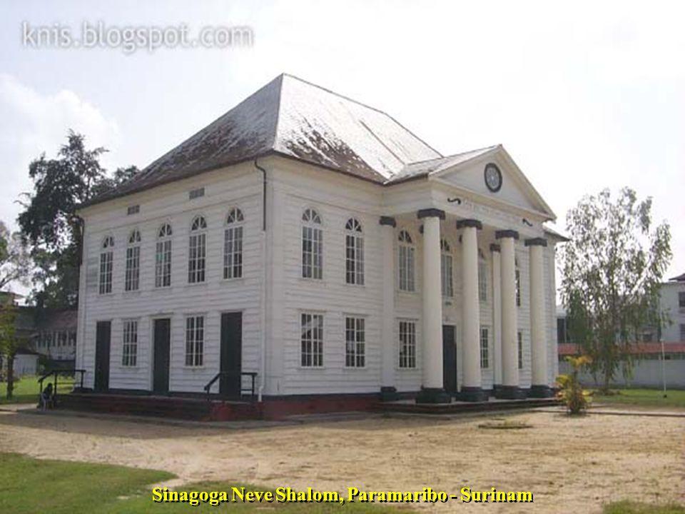 Sinagoga Neve Shalom, Paramaribo - Surinam