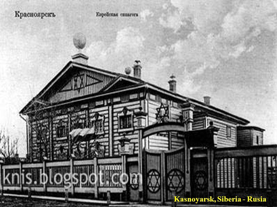Kasnoyarsk, Siberia - Rusia