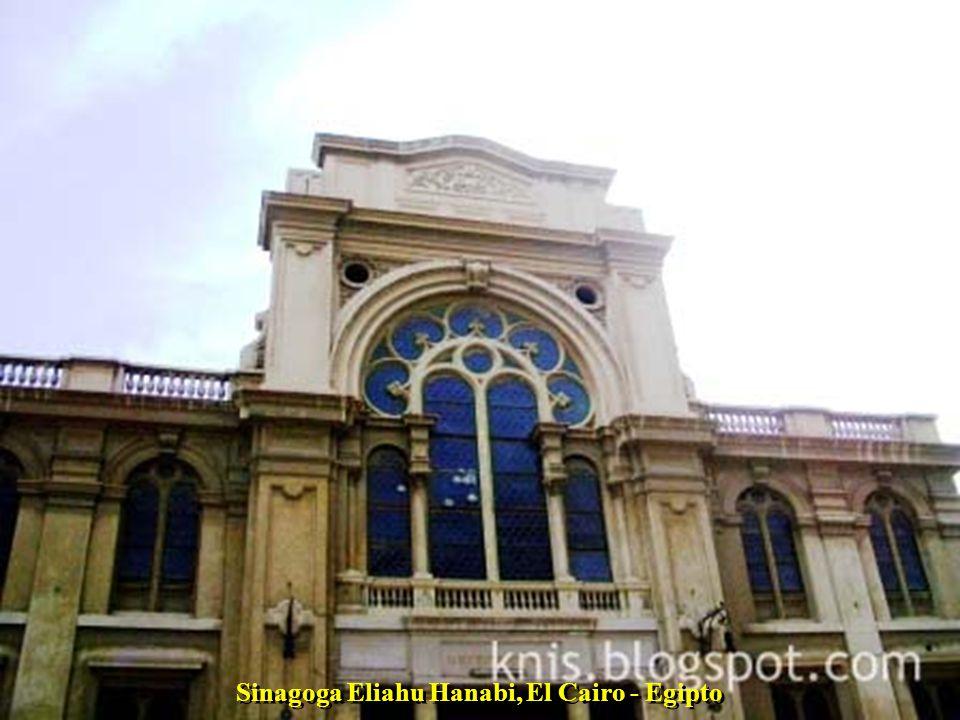 Sinagoga Eliahu Hanabi, El Cairo - Egipto