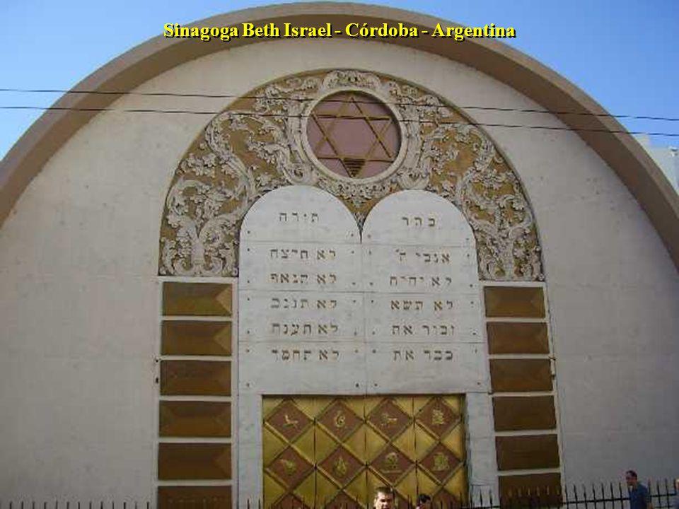 Sinagoga Beth Israel - Córdoba - Argentina