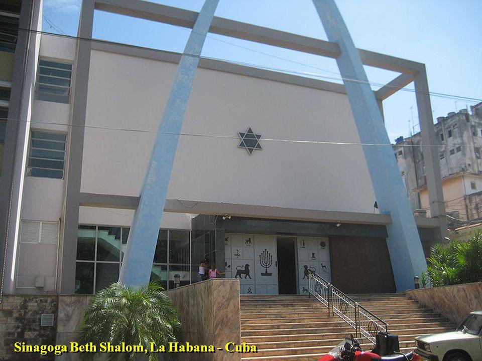 Sinagoga Beth Shalom, La Habana - Cuba