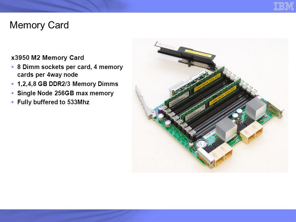 Memory Card x3950 M2 Memory Card