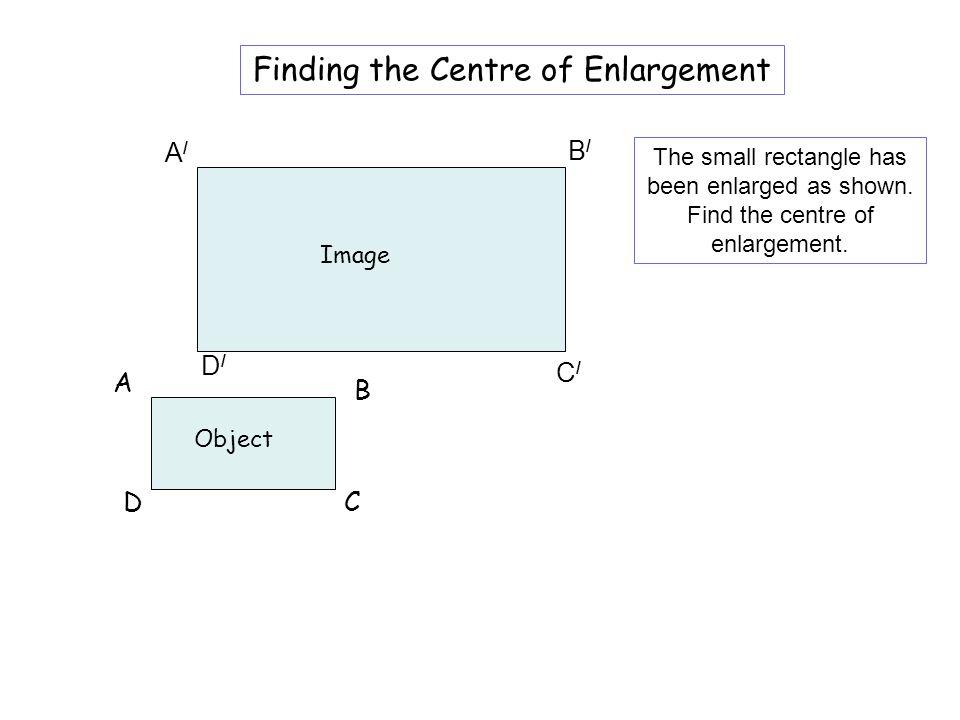 Enlargement From A Point Worksheet Titan Gel Note