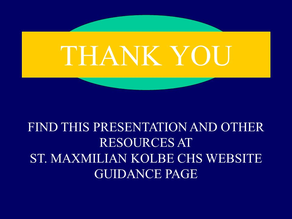 THANK YOU FIND THIS PRESENTATION AND OTHER RESOURCES AT