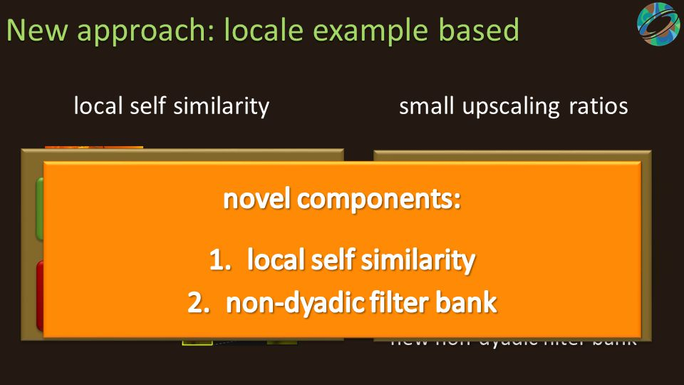 New approach: locale example based
