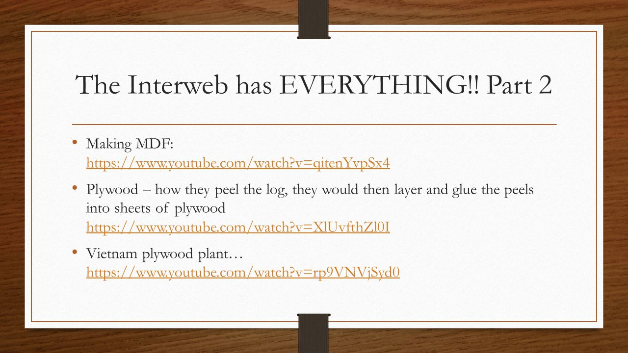The Interweb has EVERYTHING!! Part 2