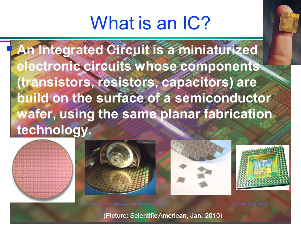 What is an IC