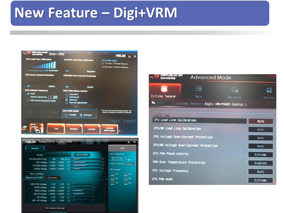New Feature – Digi+VRM