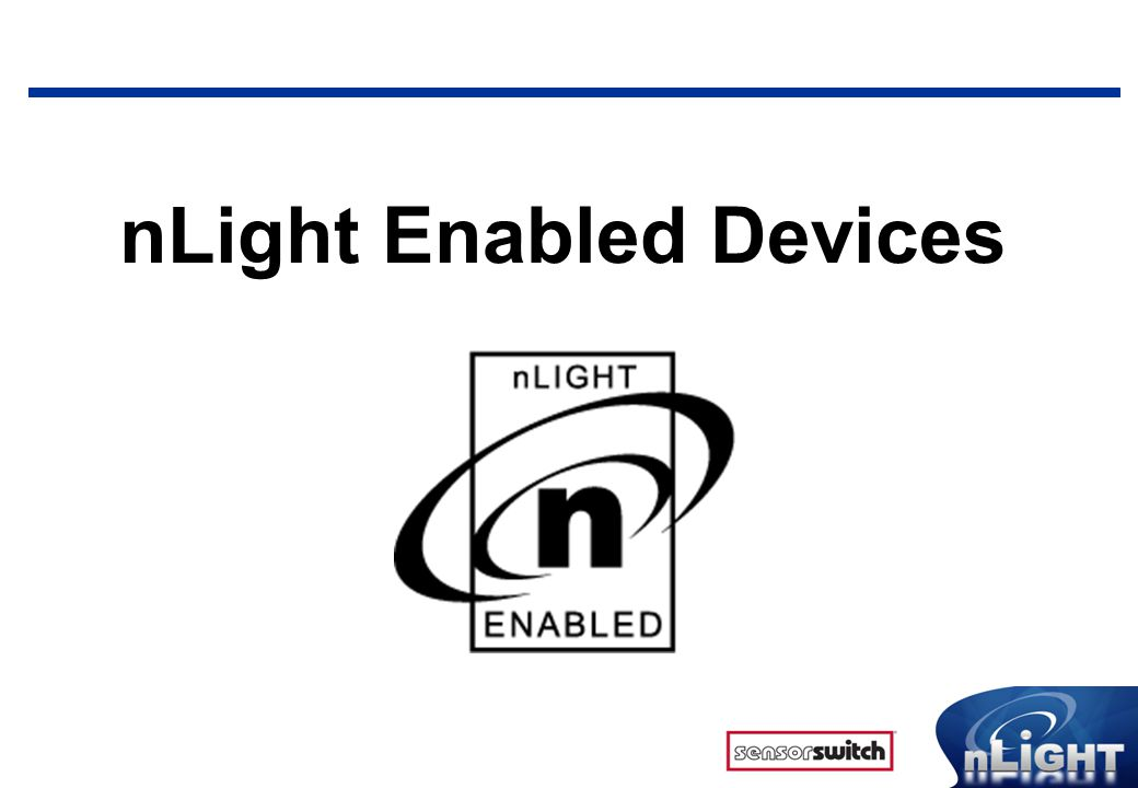 nLight Enabled Devices