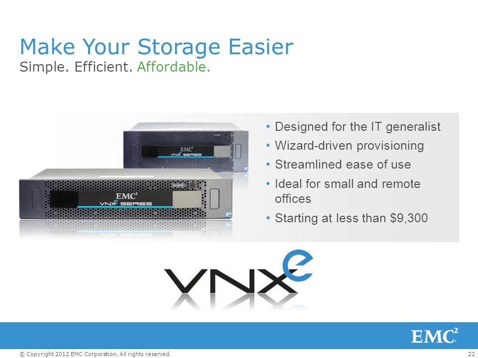 Make Your Storage Easier