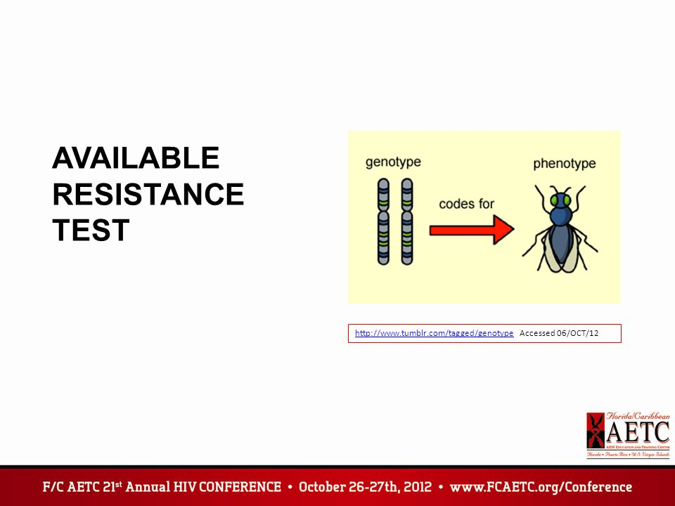 Available Resistance test