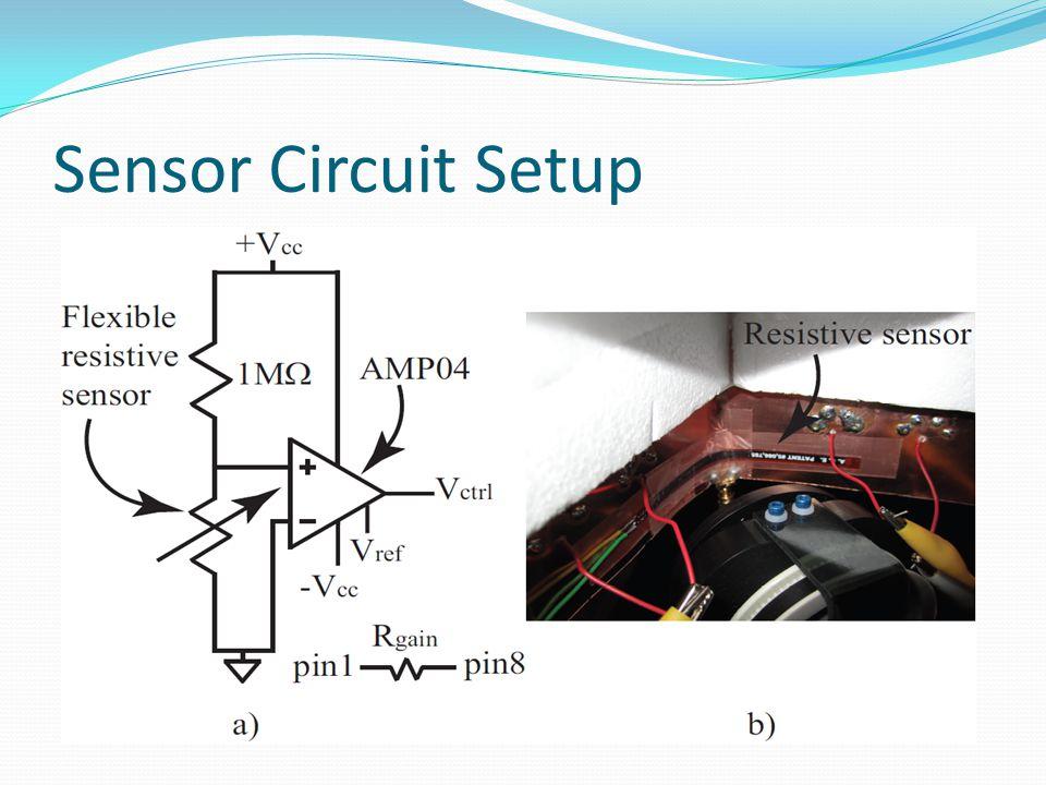 Sensor Circuit Setup