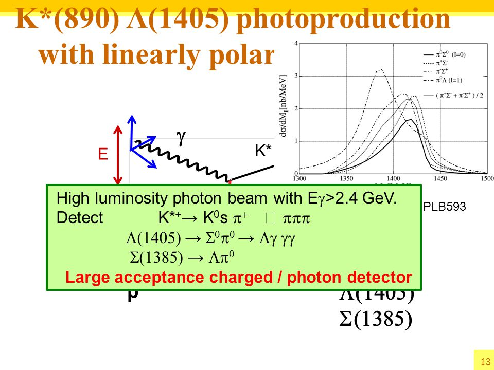 K*(890) Λ(1405) photoproduction with linearly polarized photon