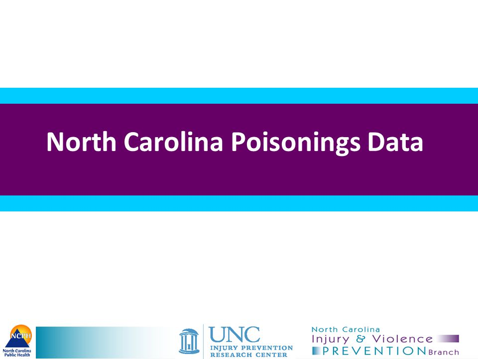 North Carolina Poisonings Data