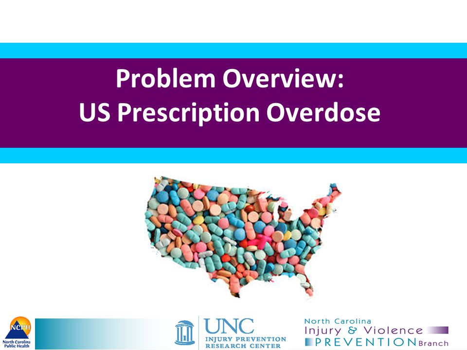 Problem Overview: US Prescription Overdose