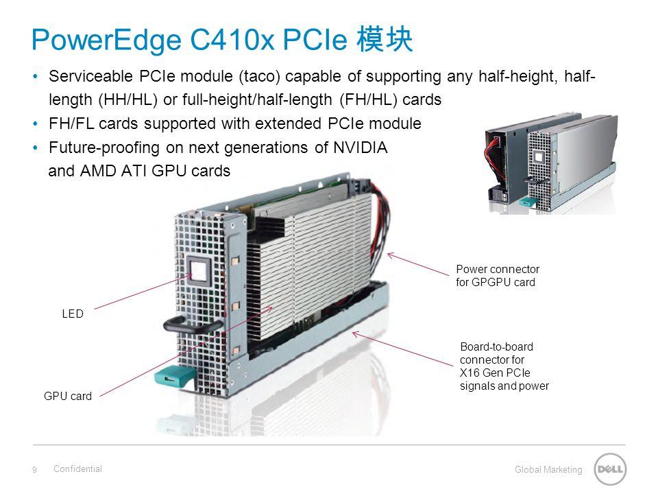 PowerEdge C410x PCIe 模块