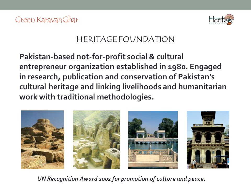 UN Recognition Award 2002 for promotion of culture and peace.