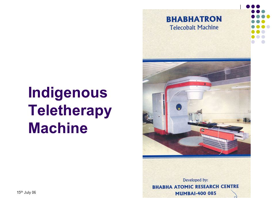 Indigenous Teletherapy Machine