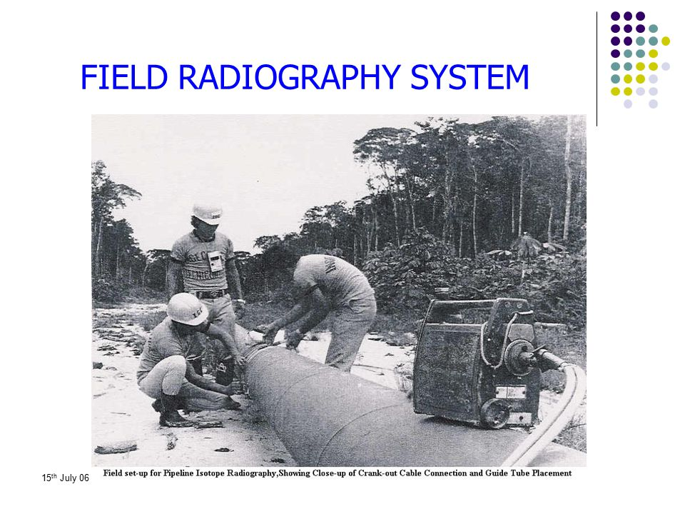 FIELD RADIOGRAPHY SYSTEM