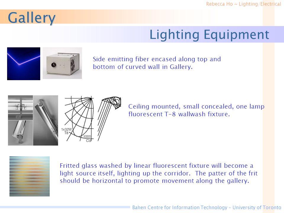 Gallery Lighting Equipment