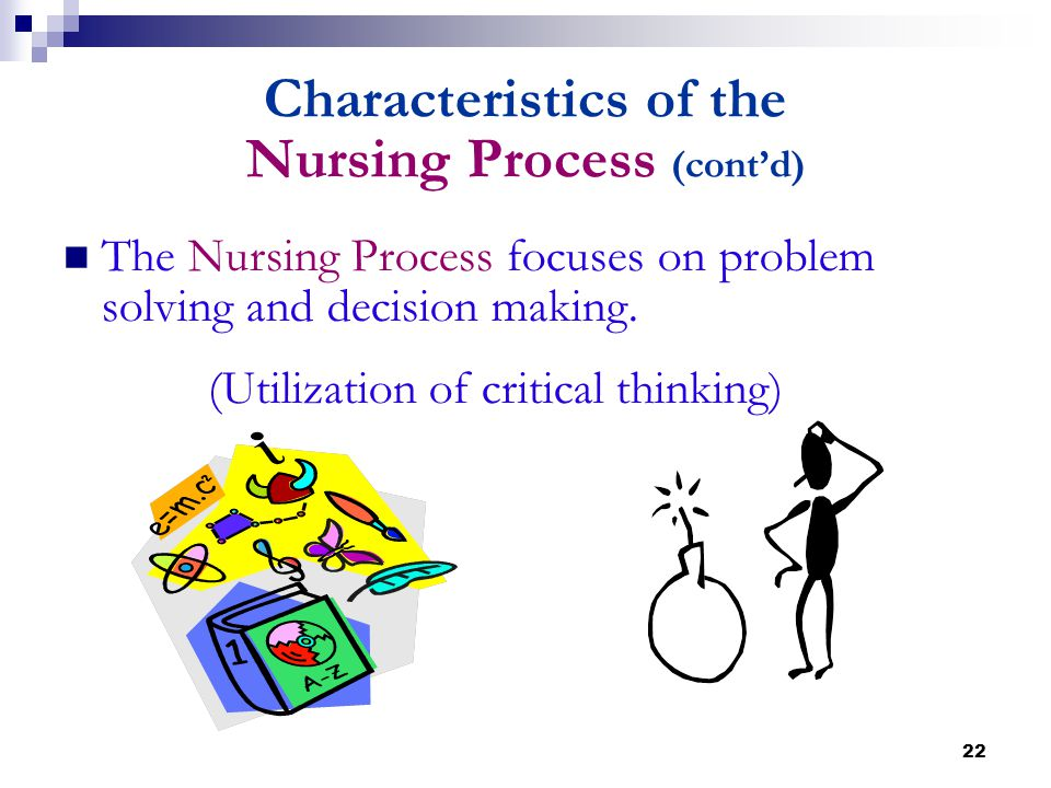 the difference of process of nurse Recent adv nurs 198924:32-46 theories and models of nursing and the  nursing process chalmers ha in summary, nursing models can be evaluated by .