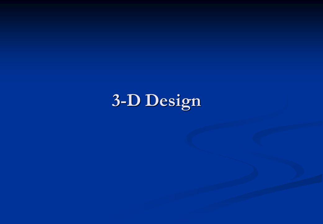 3-D Design