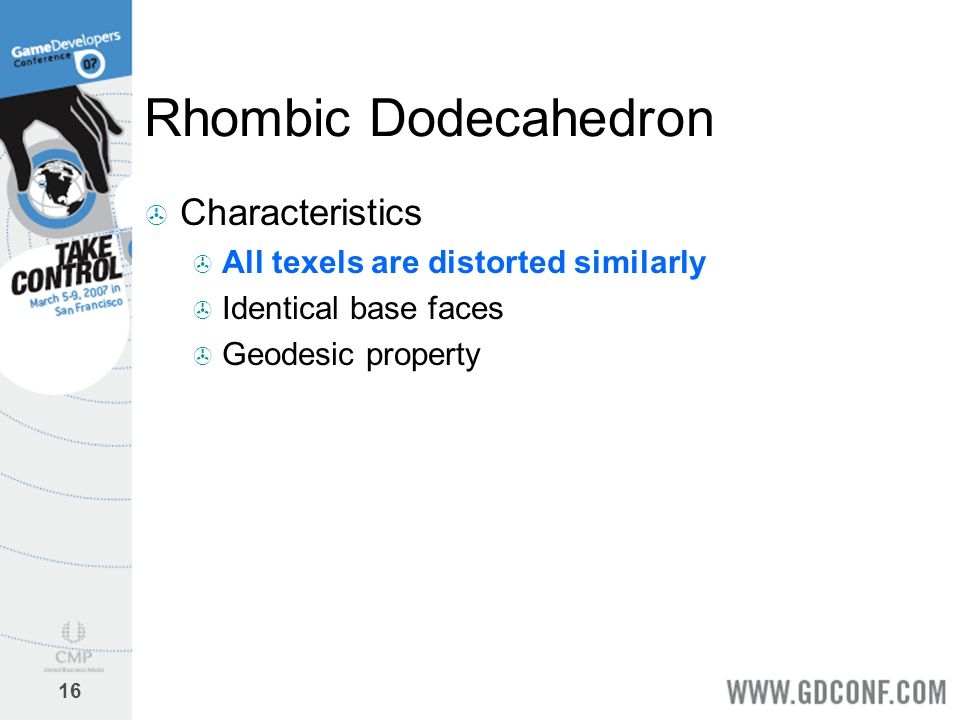 Rhombic Dodecahedron Characteristics
