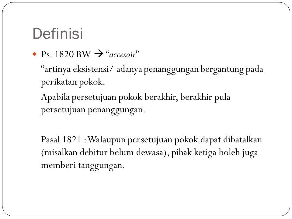 Definisi Ps. 1820 BW  accesoir