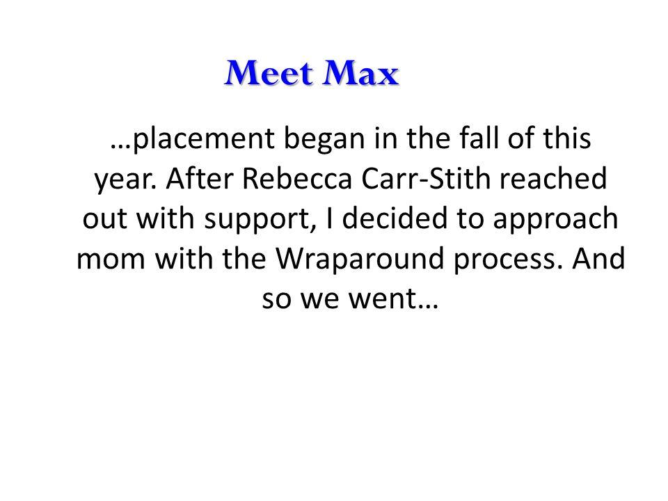 Meet Max