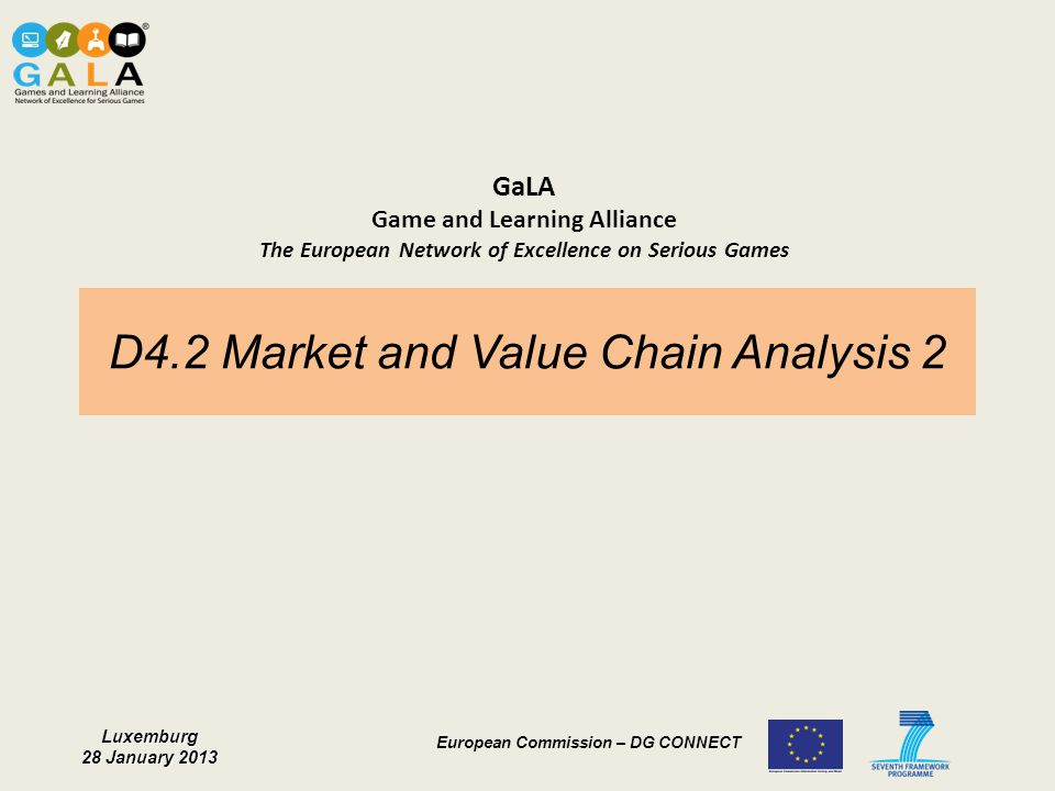 D4.2 Market and Value Chain Analysis 2