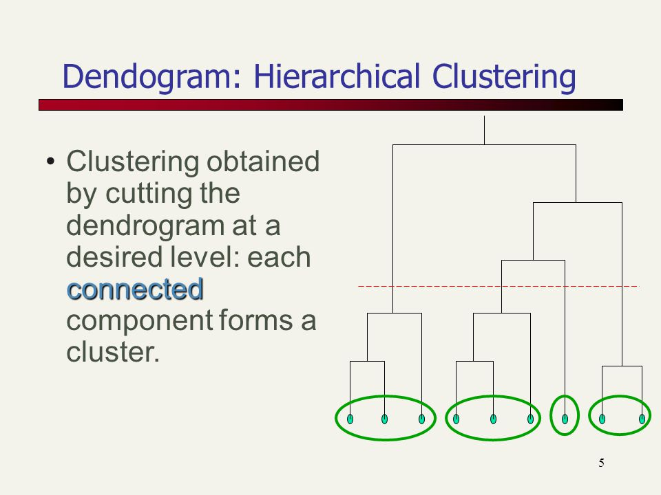 Dendogram: Hierarchical Clustering