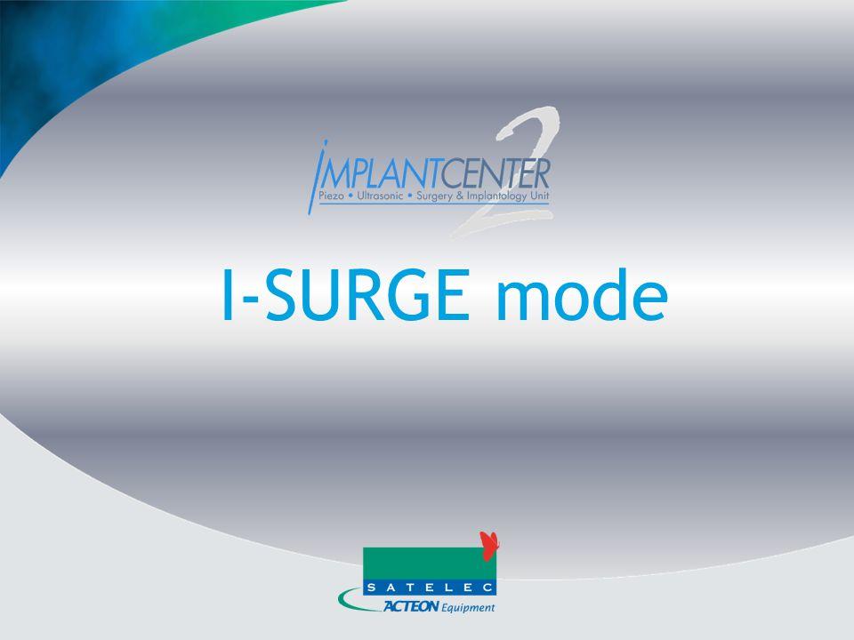I-SURGE mode