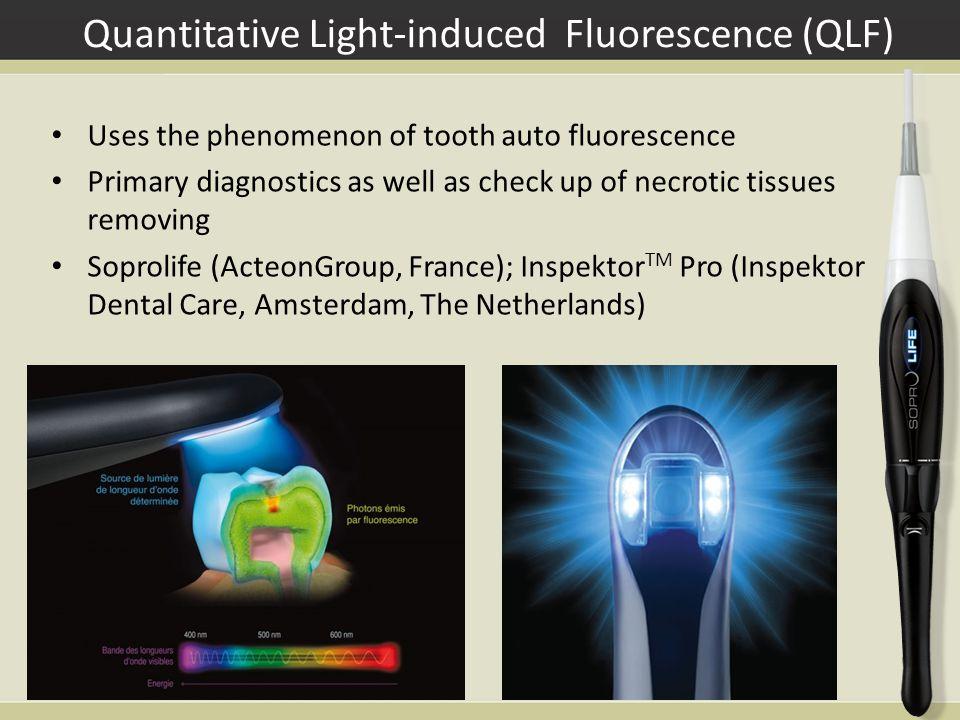 Quantitative Light-induced Fluorescence (QLF)