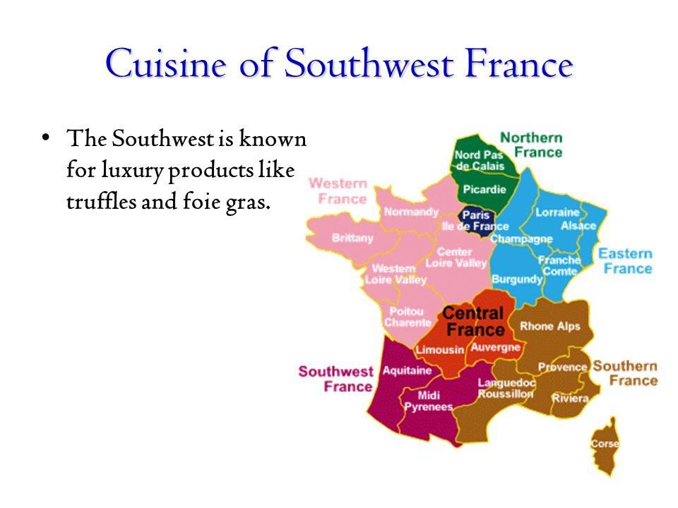 Cuisine of Southwest France