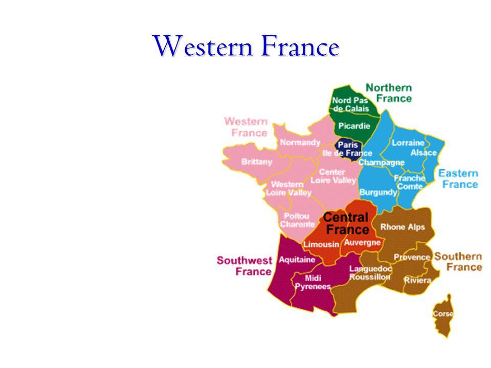Western France