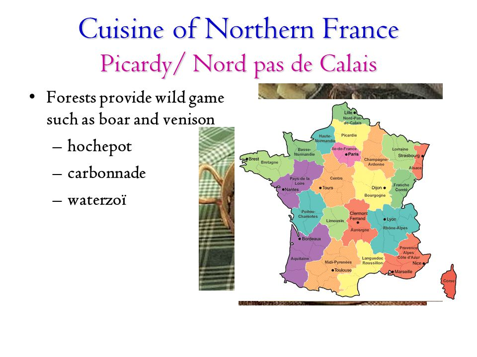 La Cuisine Franaise Anas Ms Lindsay Gordon Honors Project  Ppt