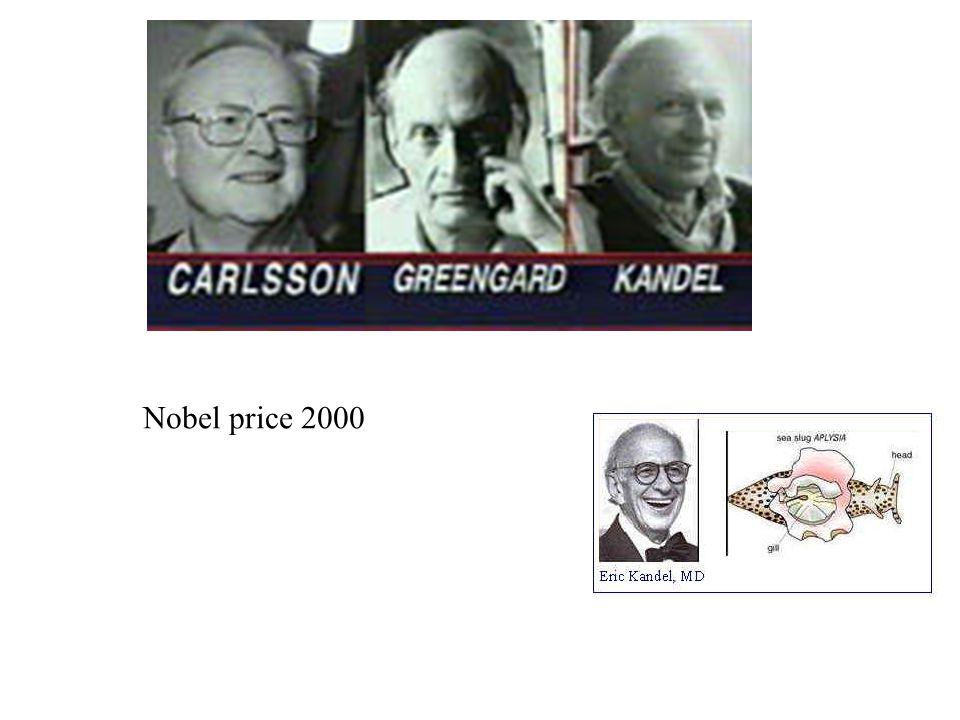 Nobel price 2000
