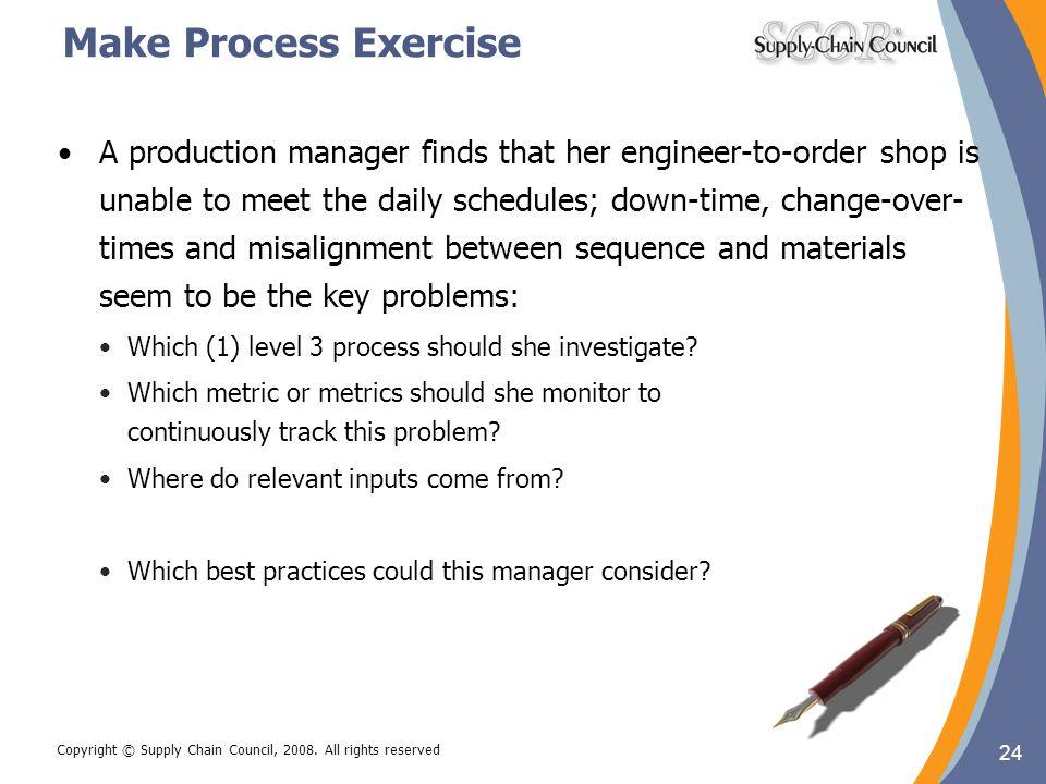 Make Process Exercise