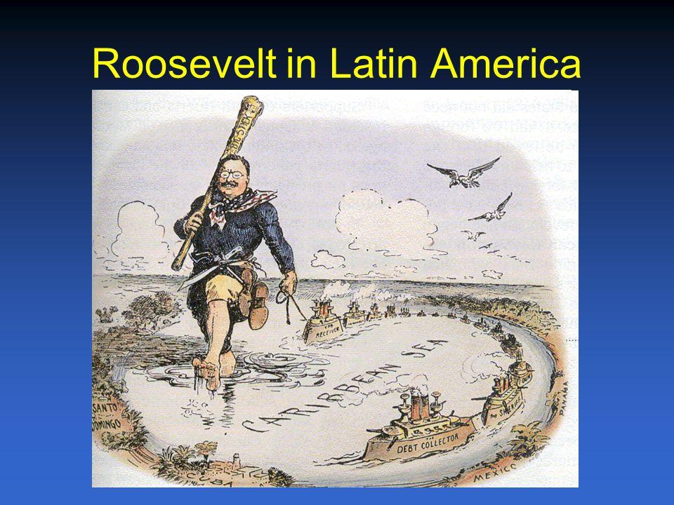 Roosevelt in Latin America