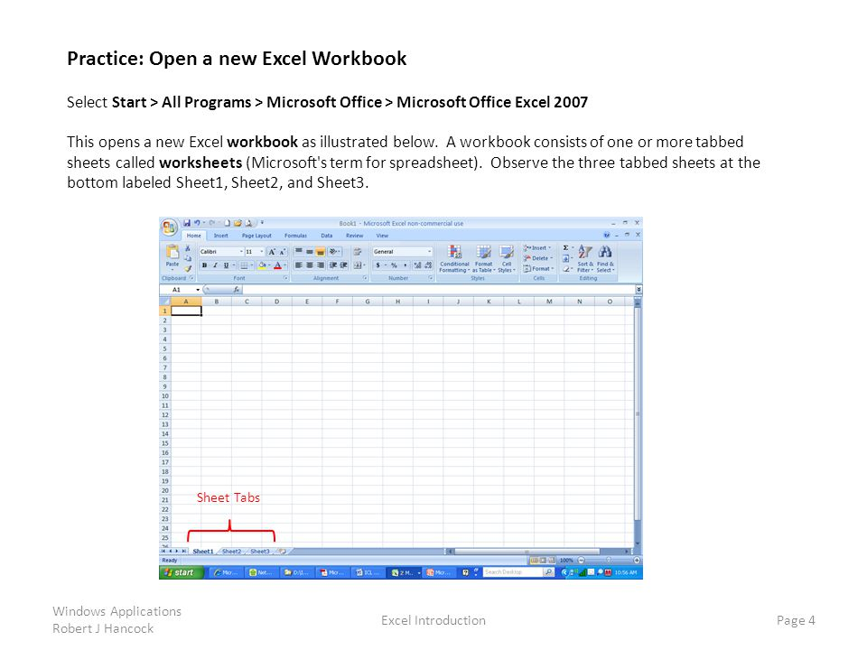 how to open excel in new window