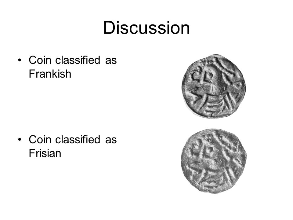 Discussion Coin classified as Frankish Coin classified as Frisian